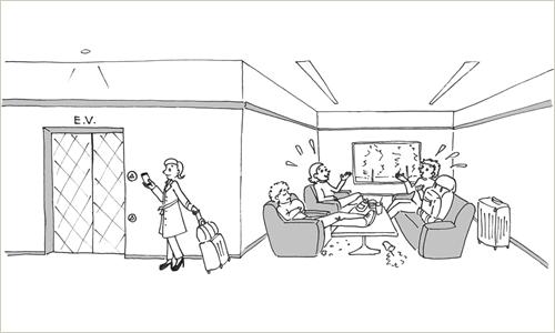 民泊に対するマンション管理組合の対応を考える